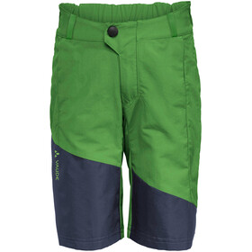 VAUDE Moab Shorts Kids, parrot green